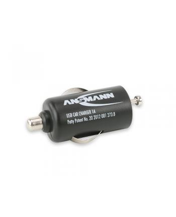 Ładowarka samochodowa ANSMANN USB 1A