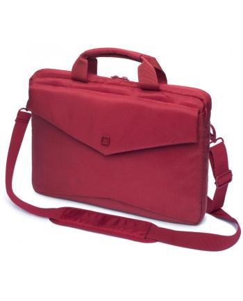 Dicota Code Slim Case 15 Red czerwona torba na Macbook 15 notebook 14.1 i tablet