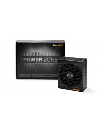 be quiet! zasilacz POWER ZONE 650W 80PLUS Bronze, dla graczy