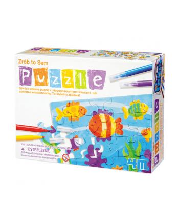 4M Mini Puzzle