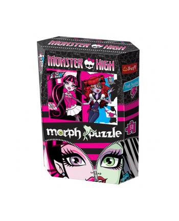 TREFL 50 EL. Morpf Puzzle Monster High 1