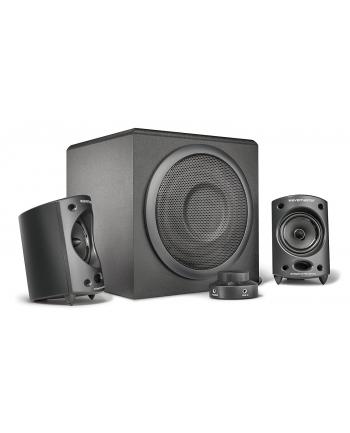 Wavemaster MOODY 2.1 Speakers/ 65W RMS (35W+2x15W)/ wired Remote Control