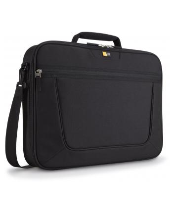 Case Logic VNCI217 Laptop Briefcase for 17''/ Polyester/ Black/ For (41.7x4.4x30 cm)