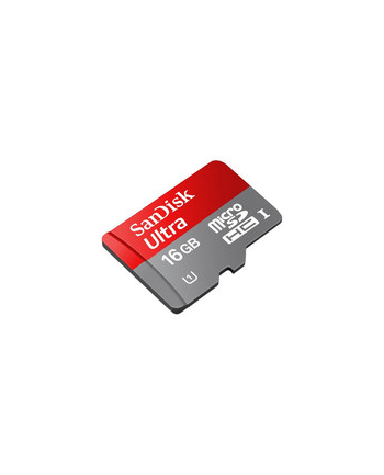 SanDisk Extreme microSDHC 16GB UHS-I class 10 80 MB/s