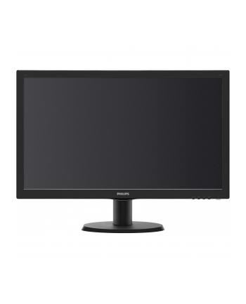 Philips 21.5'' 223V5LSB  LED DVI Czarny