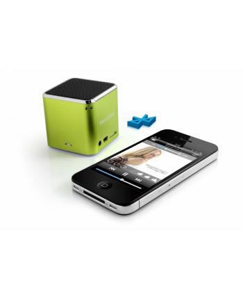 Technaxx Deutschland GmbH & Co. KG Mini MusicMan Wireless Soundstation BT-X2 green