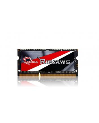 G.SKILL SODIMM Ultrabook DDR3 8GB (2x4GB) 1600MHz CL9 1.35V - Haswell Ready z radiatorami