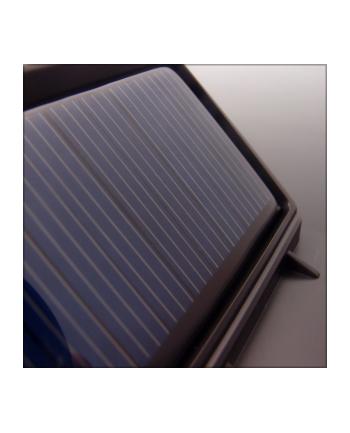 Lampa SMD LED schodowa, solarna, czujnik ruchu