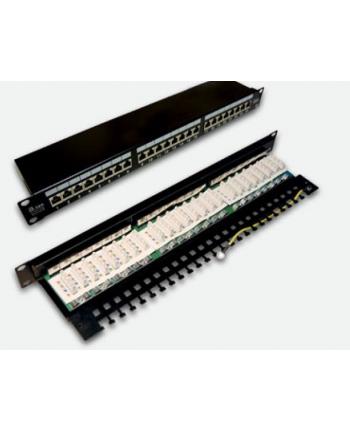 Patchpanel FTP 24 porty kat 5e pełny