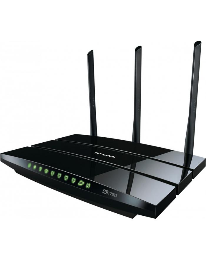 *Router TP-LINK AC1750 Archer C7, bezprzewodowy, dwupasmowy, 1300/450Mb/s, 802.11ac/n, 1xUSB / TP-Link główny