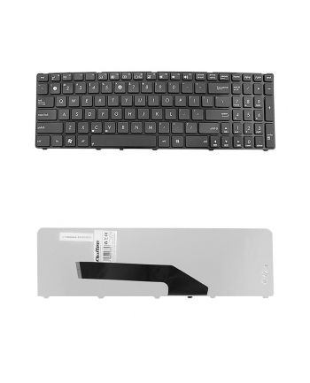 Klawiatura do notebooka ASUS K50 BLACK