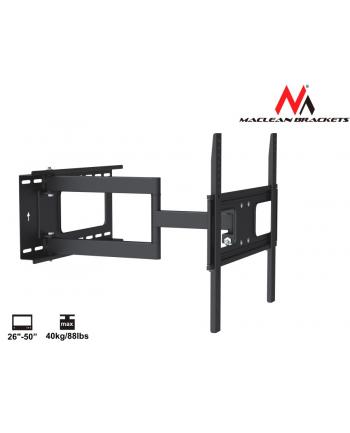 Maclean MC-601 26-50cali vesa 400x400 45kg reg