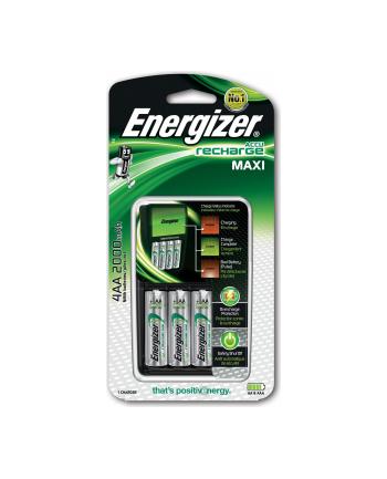 Energizer Ładowarka MAXI + HR6/4szt. 2000mAh