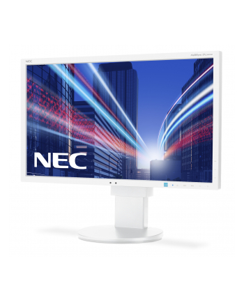 NEC Monitor MultiSync LED EA234WMi 23'' wide, IPS FHD, DVI, HDMI, DP, pivot