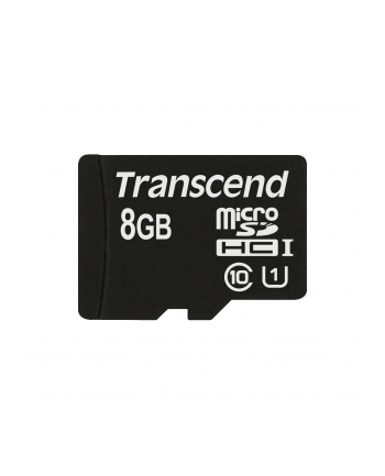 TRANSCEND Micro SDHC Class 10 UHS-I 300x, 8GB (Premium), bez adaptera
