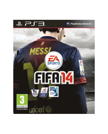 EA FIFA 14 PS3 PL