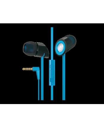 Creative Labs MA 350 słuchawki z mic douszne niebieskie