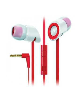 Creative Labs MA 350 słuchawki z mic douszne czerwone