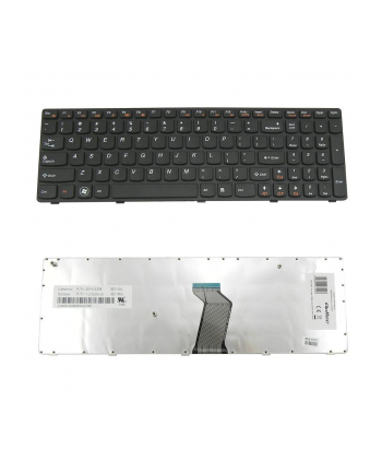 Qoltec Klawiatura do notebooka IBM/Lenovo B570 B575 Z570 V570 Z575