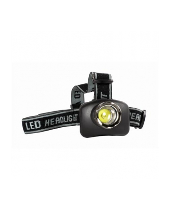 Camelion CT-4007 LED Head Light, plastic+metal/ High-performance chip SMD technology/ 130 Lumen/ Adjustable headband/ Included 3x AAA batteries/ (dimensions: 60 mm; 43 x 58 mm)