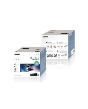 DVD-REC BLU-RAY odczyt/ ASUS BC-12D2HT SATA BOX