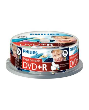 DVD+R Philips [ cake box 25 | 4.7GB | 16x ] do nadruku