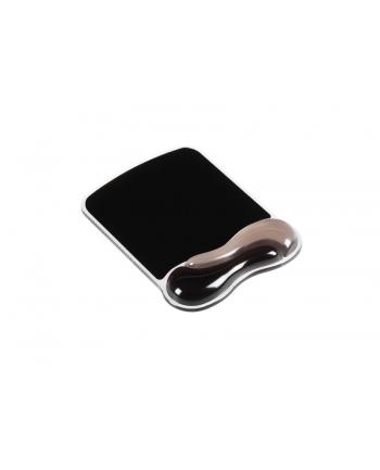 Kensington Podkładka pod mysz Duo Gel Mouse Pad (Black/Grey)
