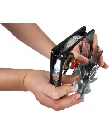 Enermax Wentylator T.B. SILENCE UCTB14B 13,9cm x 13,9cm x 2,5cm
