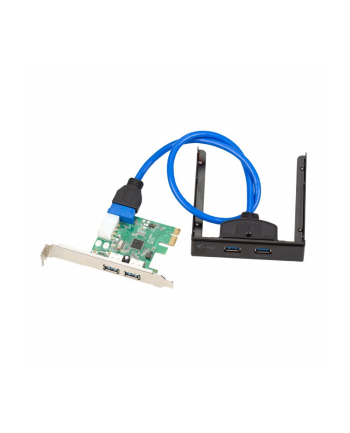 iTec I-tec USB 3.0 Extension kit zestaw PCI Express 4 x USB 3.0 + Extender USB 3.0