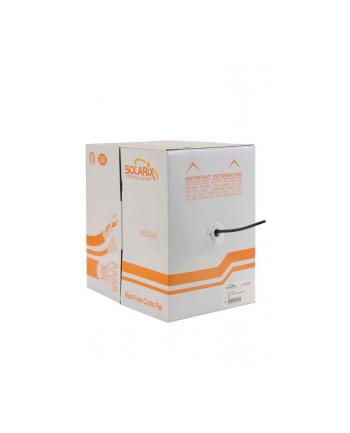 Solarix Installation Cable FTP zewnętrzny przewód PE 305m/box kategorii 5e