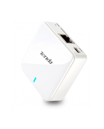 Tenda Wireless-N Travel AP/Router/Client,802.11b/g/n,2,4GHz,150Mbps,1x WAN/LAN