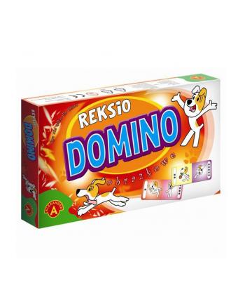 ALEXANDER Gra Domino Reksio
