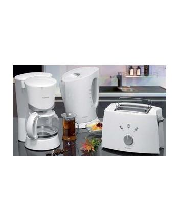 Bomann FS 1500 Breakfast-Set: coffee maker, toaster, kettle, Black