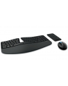 Microsoft Sculpt Ergonomic Desktop USB Port Eng L5V-00021 (zestaw bezprzewodowy klawiatura+mysz) - nr 11