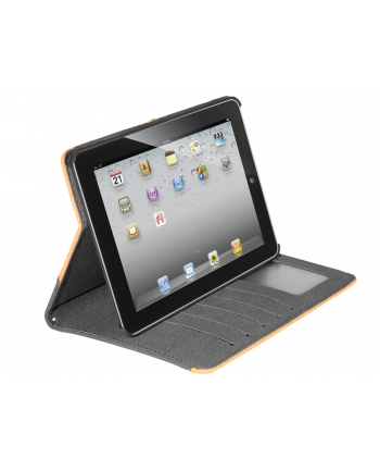 Etui na iPada 2/3/4 Tricolore Orange