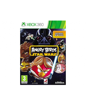 Activision/Blizzard XBOX 360 Angry Birds Star Wars