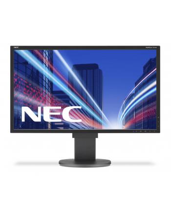 NEC Monitor MultiSync LED E224Wi 21.5'', Full HD, IPS, DVI, DP, biały