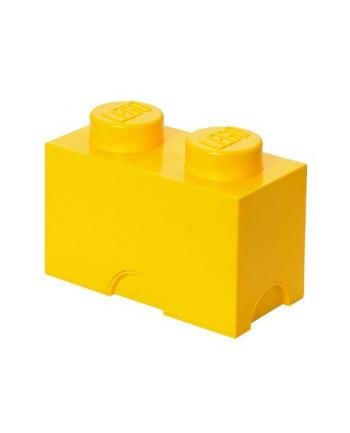 Lego Pojemnik 2 żółty 4002