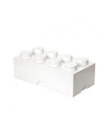 Lego Pojemnik 8 biały 4004