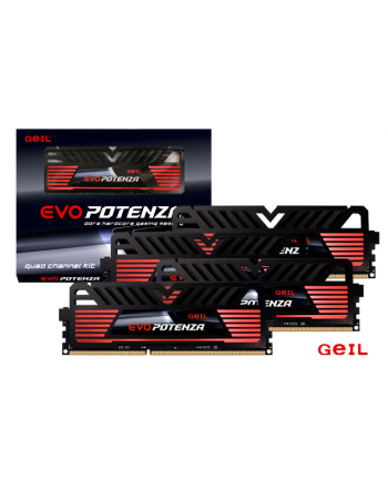 GeIL DDR3 EVO Potenza   32GB/ 1866 (4*8GB) CL9-10-9-28