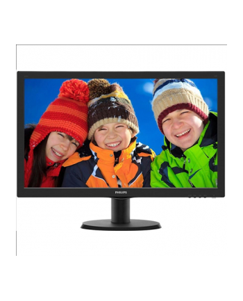 Philips 27'' 273V5LHAB LED HDMI Glosniki Czarny