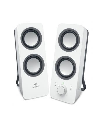 Logitech Z200 Głośniki 2.0 980-000811 White
