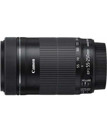 Canon EF-S 55-250mm f/4-5.6 IS STM Zoom