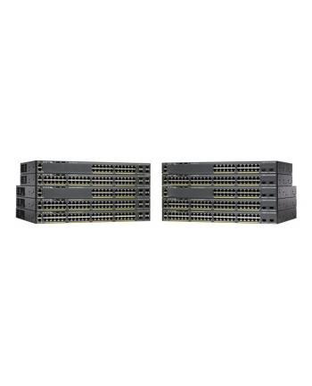 Cisco Catalyst 2960-XR 48 GigE PoE 740W, 4 x 1G SFP, IP Lite
