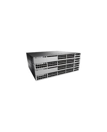 Cisco Catalyst 3850 24 Port 10/100/1000 UPoE, 1100W AC PS, IP Base