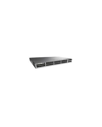 Cisco Catalyst 3850 48 Port 10/100/1000 UPoE, 1100W AC PS, IP Base
