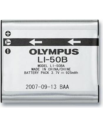 Litowo - jonowa bateria  Olympus do aparatów