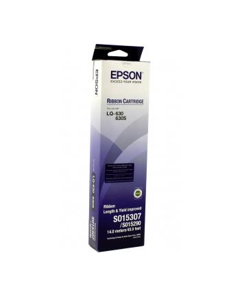 Taśma do drukarki Epson black | LQ-630/630S