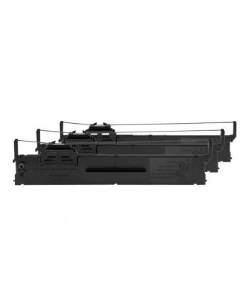 Taśma do drukarki Epson black | PLQ-20/20M