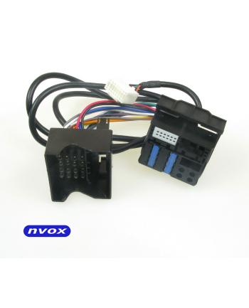 NVOX Zmieniarka cyfrowa emulator MP3 USB SD BMW 12PIN BT